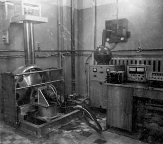 Стенд для испытания сверхпроводниковой электродинамической подвески