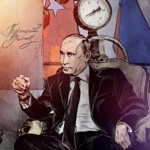 Владимир Путин и Реджеп Тайип Эрдоган обсудили реализацию Турецкого потока