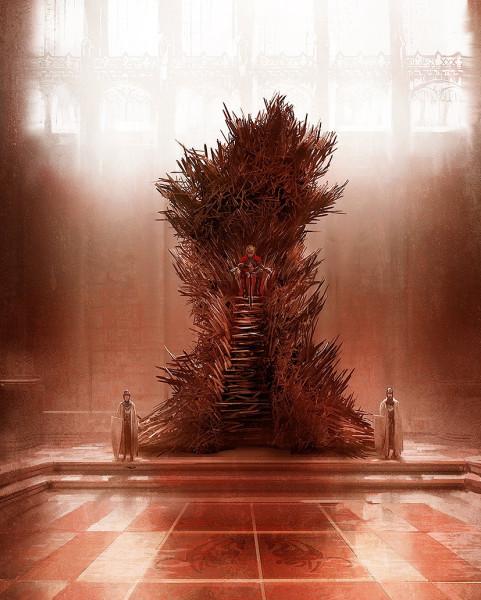 Железный трон Марка Симонетти