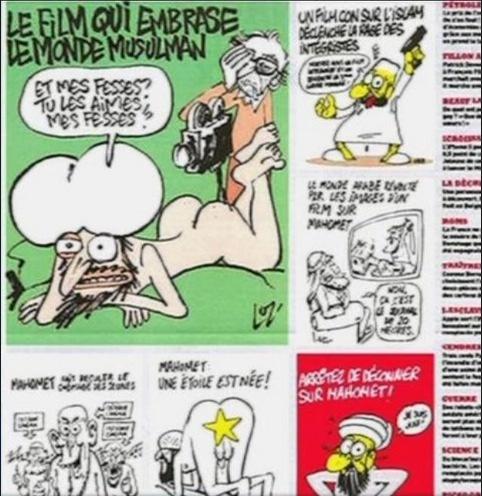 Карикатуры на пророка 01