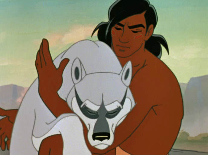 Маугли и Акела