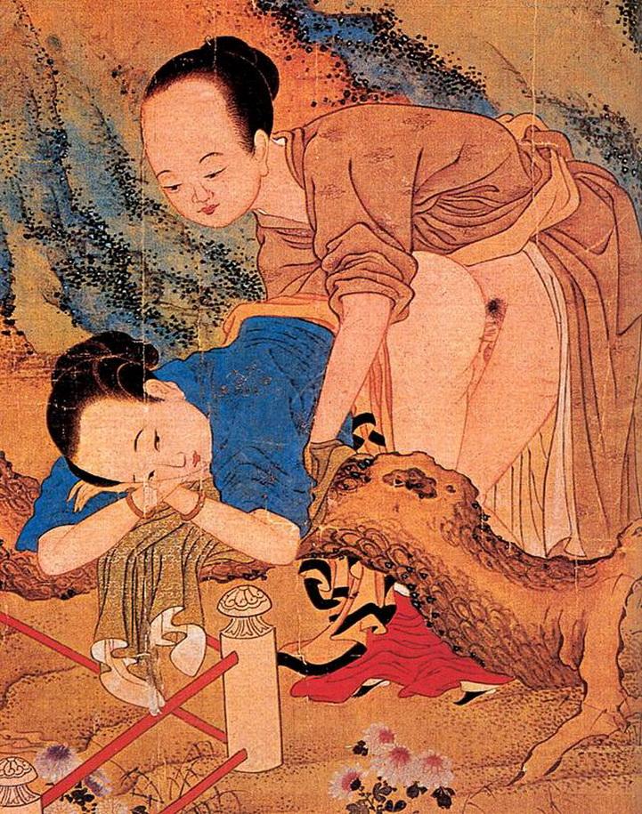 китайская эротики