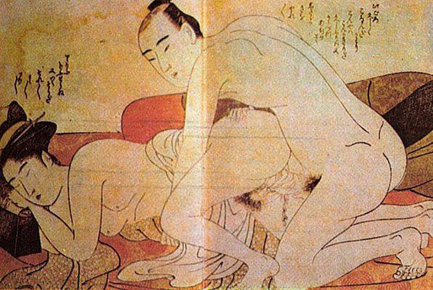 эротика секс японские