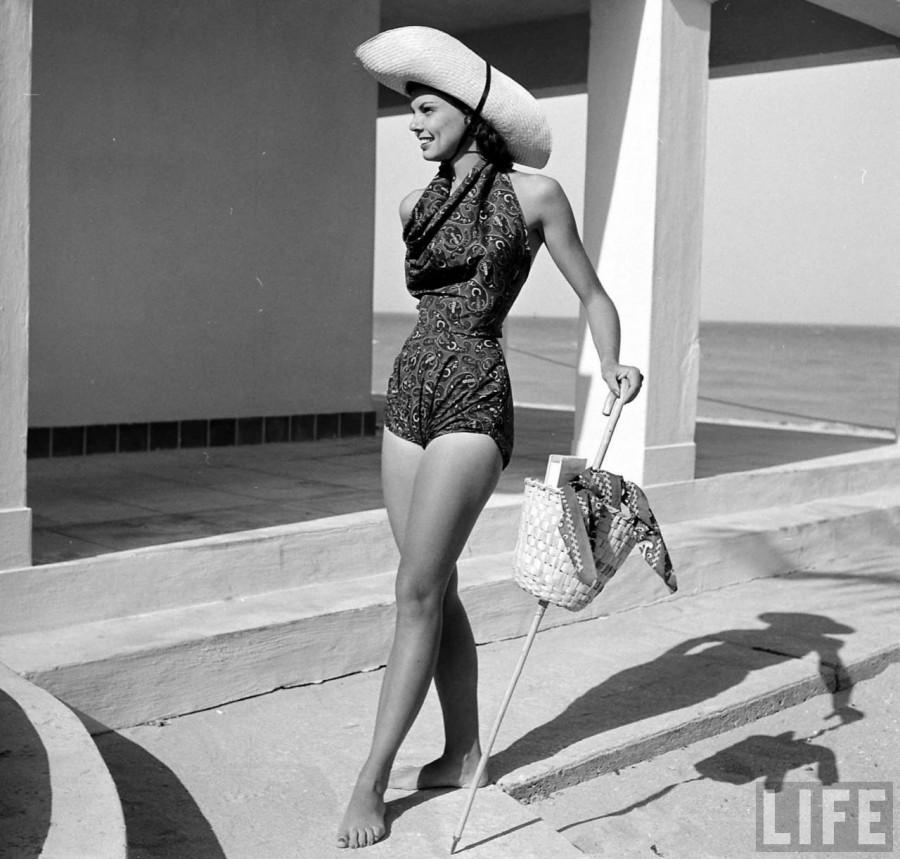 1950 фото девушки американские