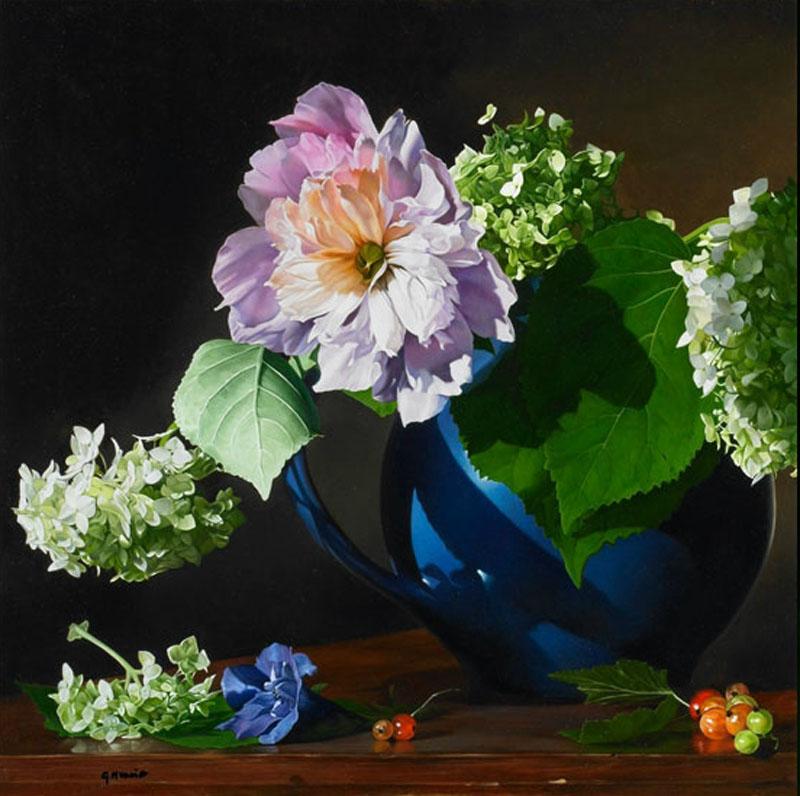Giuseppe Muscio - Italian Figurative painter - Tutt'Art@ (6)