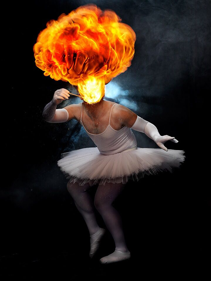Фотошоп, картинка взрыв мозга шуточные