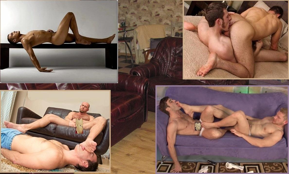кабинет с кожаной мебелью