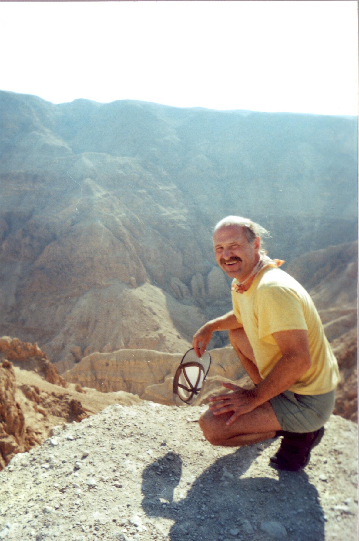 Израиль, снятый мыльницей. небрежно отсканированный и волшебно отретушированный