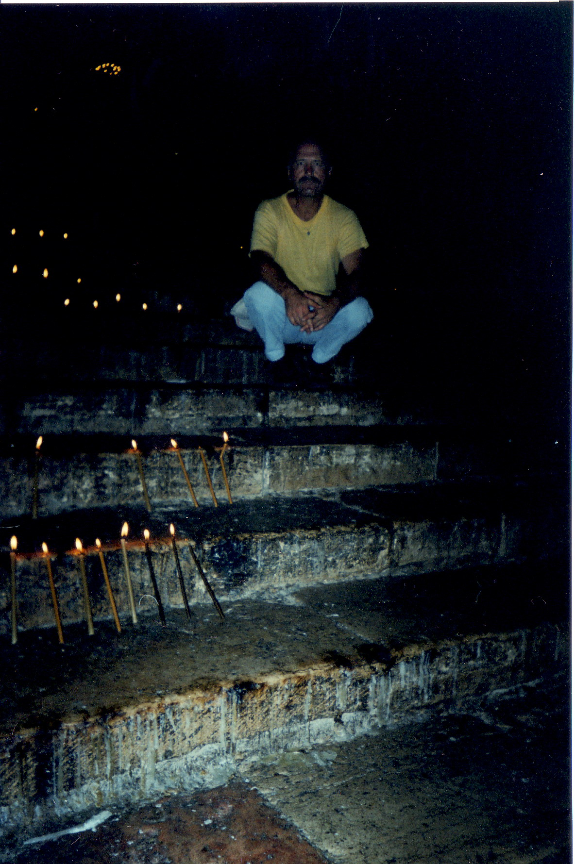 подземная (Армянская?) церковь