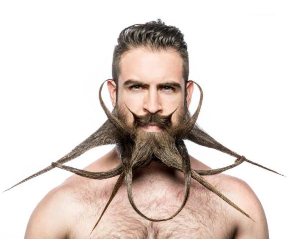 клуб бородачей в Дербишире