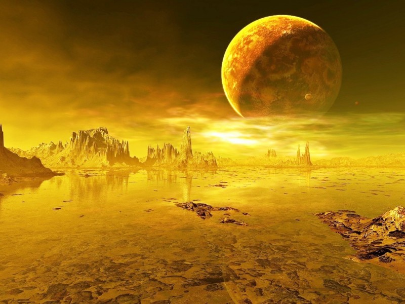 Golden Planet слот
