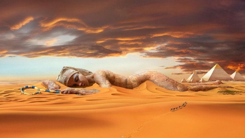 Legends of Ra – идеальный слот для влюблённых в Египет