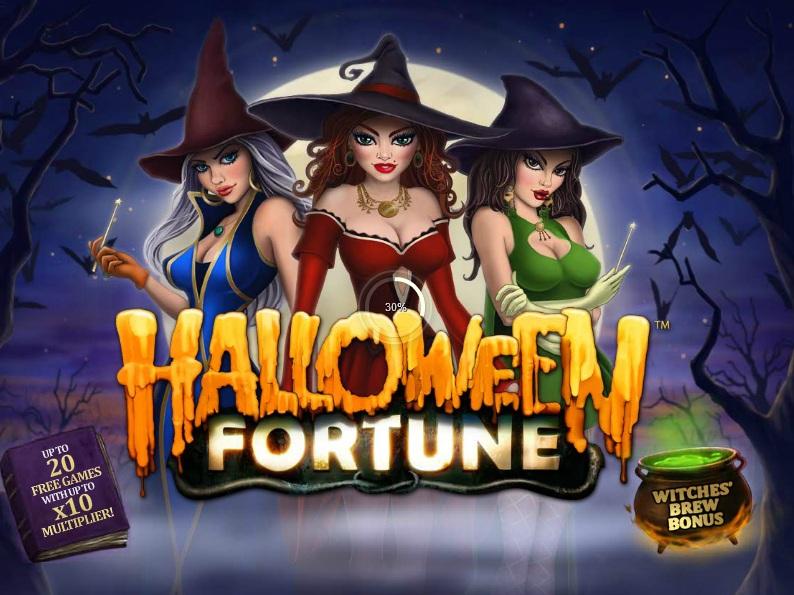 Halloween Fortune слот