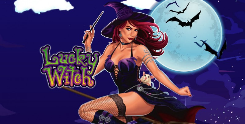 Lucky witch слот