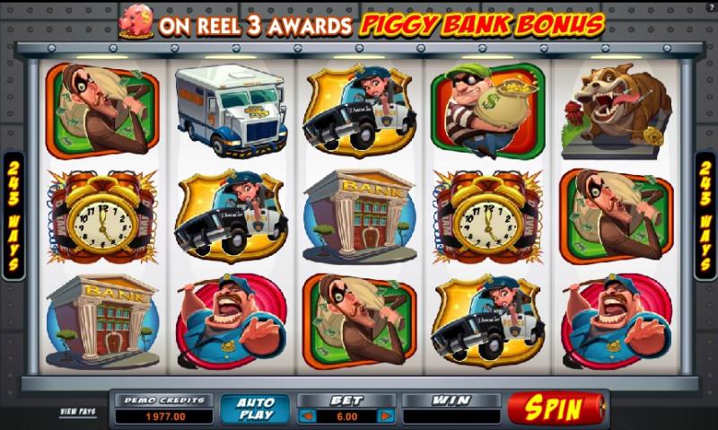 Доступные без регистрации бесплатные игровые автоматы Bust The Bank - Google Chrome