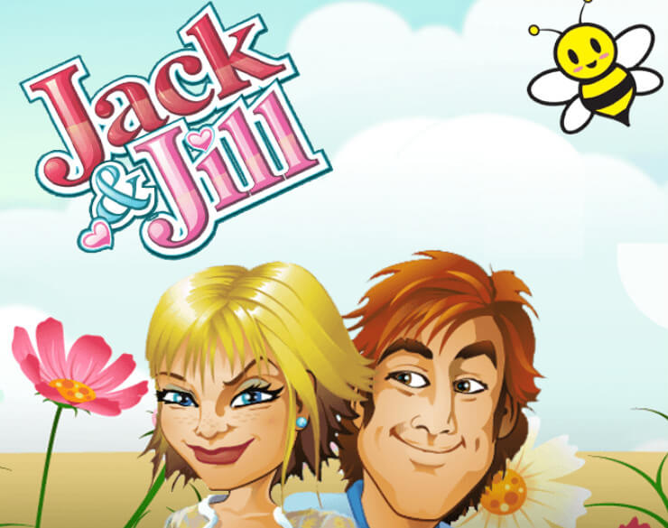 Rhyming Reels - Jack and Jill slot Рифмующиеся Барабаны - Джек и Джилл слот