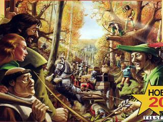 Настольная игра про Робин Гуда