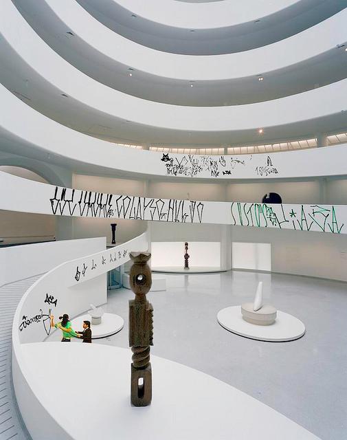 Attack Guggenheim Project  Flickr - Photo Sharing