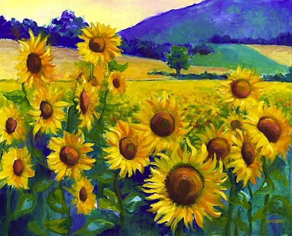 ArtFrenchFlowersSunflowers_r2_c15