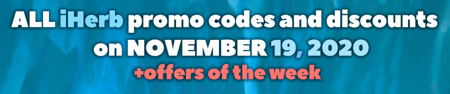 Code iherb promo