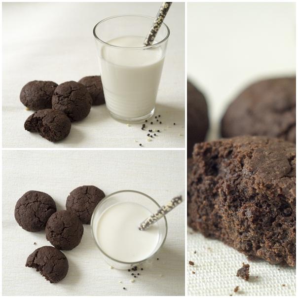 Шоколадные трещинки 1