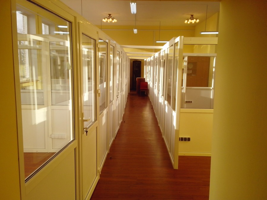 Офисные помещения администрации Гвардейского района