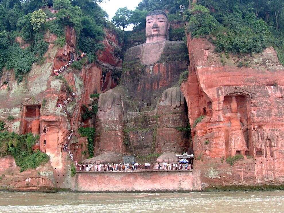 Leshan-Buddha