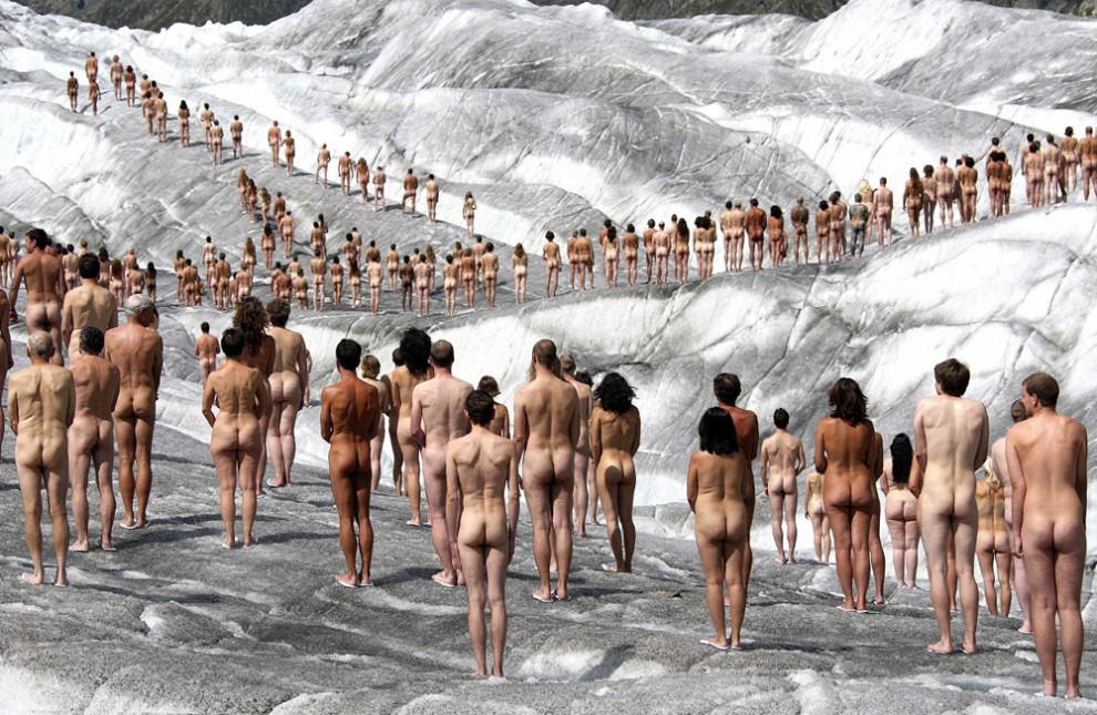 Порно фотосессия голых людей аликой