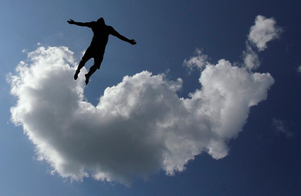 Картинка хочу летать