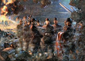 Renzo_Kita,_Last_Moment_of_Admiral_Yamaguchi