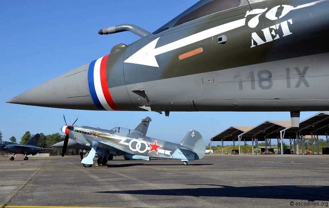 Rafale+Yak-1