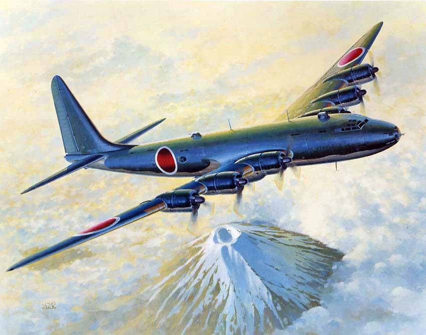 Nakajima G10N1 Fugaku
