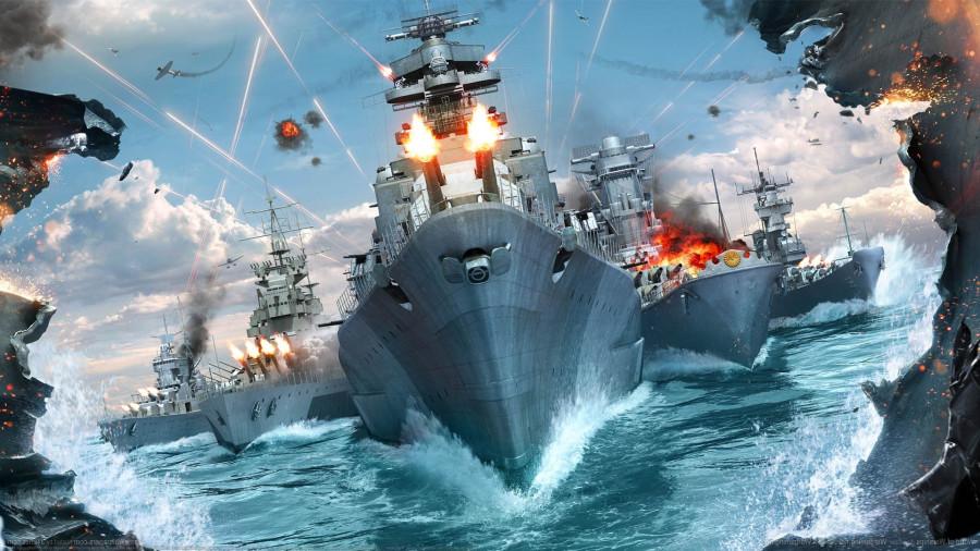 Кто хочет поиграть в новую игру от создателей World of Tanks? World-of-Warships-Images