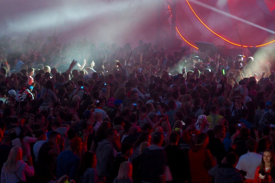 Один из лучших Мировых фестивалей прошёл в России