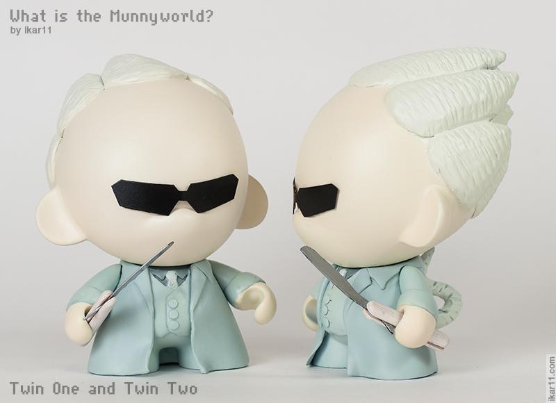 Matrix-Twins