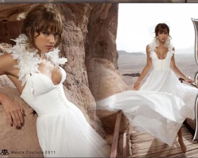 Свадебные платья израильских Дизайнеров
