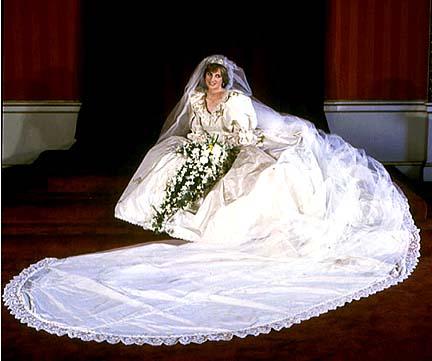Свадебные платья 19 века