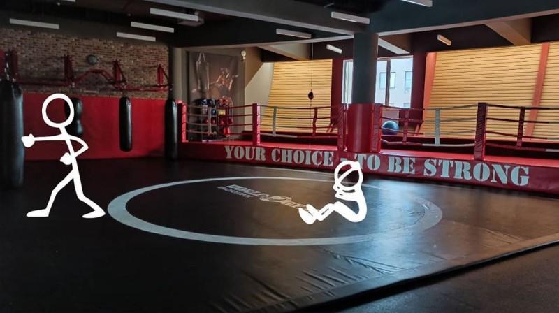 Фото из подборки снимков для клиентов клуба World Gym Красногорск. Фото из инста-аккаунта World Gym Красногорск