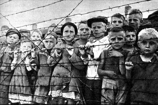 дети за решеткой