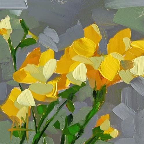 39114317e647ef238a8e7244cdca2d0f--painted-flowers-art-flowers