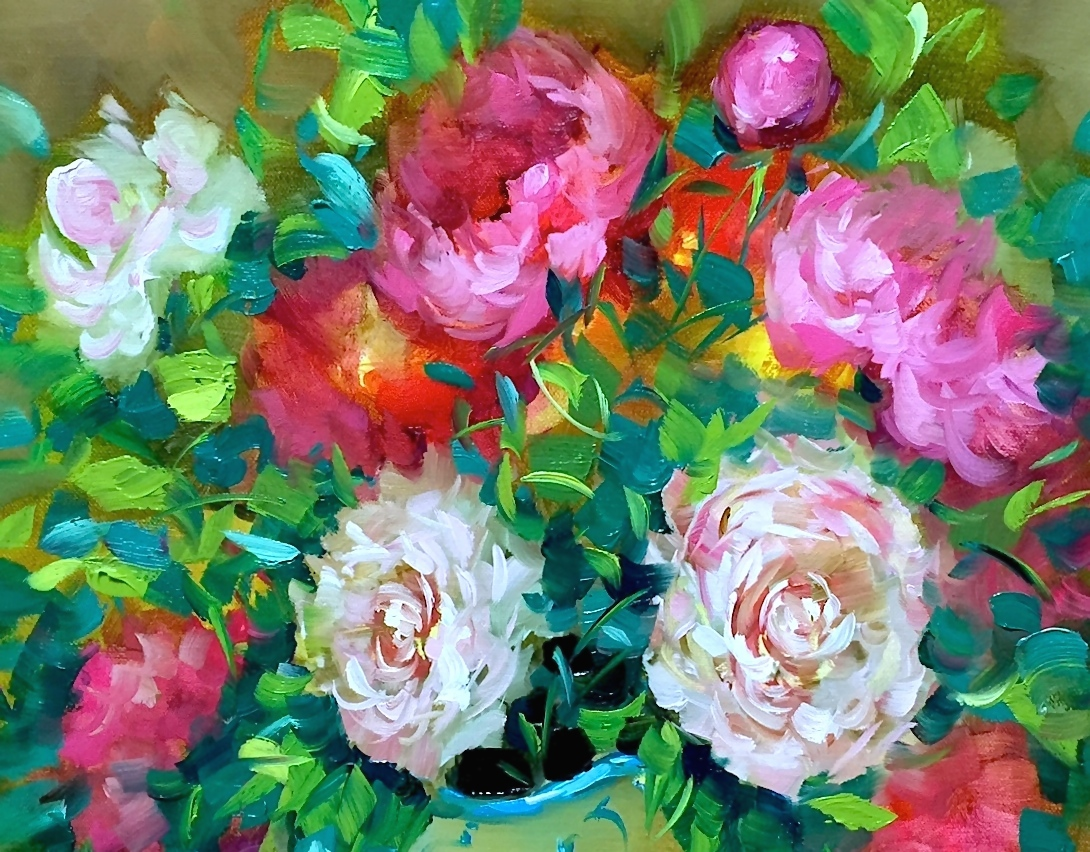 banner-Lifes-a-Breeze-Peonies-14X14