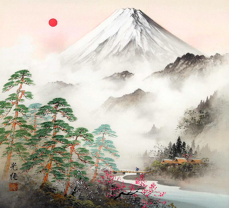 kojima-koukei-quince-blossoms