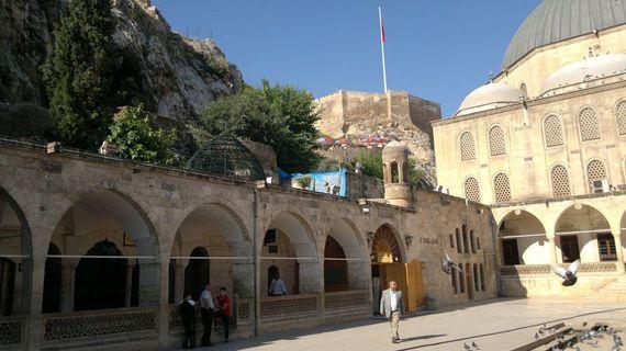 пещера Авраама
