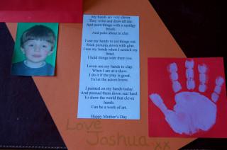 Joshua's Card