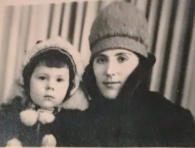 Аля с Синичкой