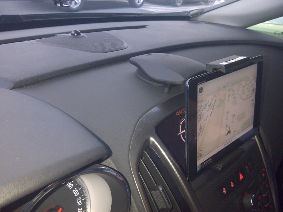 Держатель для ipad в авто