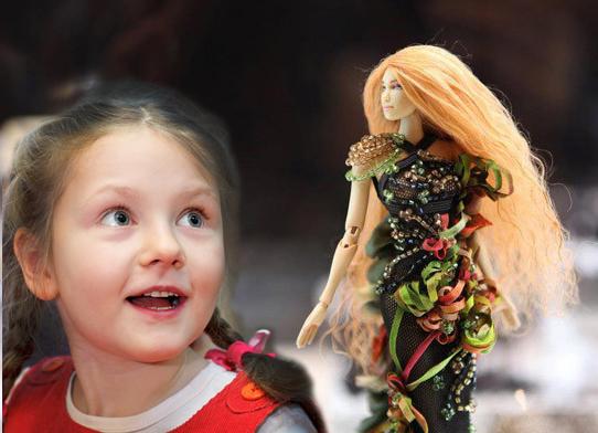 автор куклы Петр Тишков