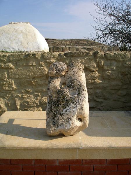Человекообразный камень
