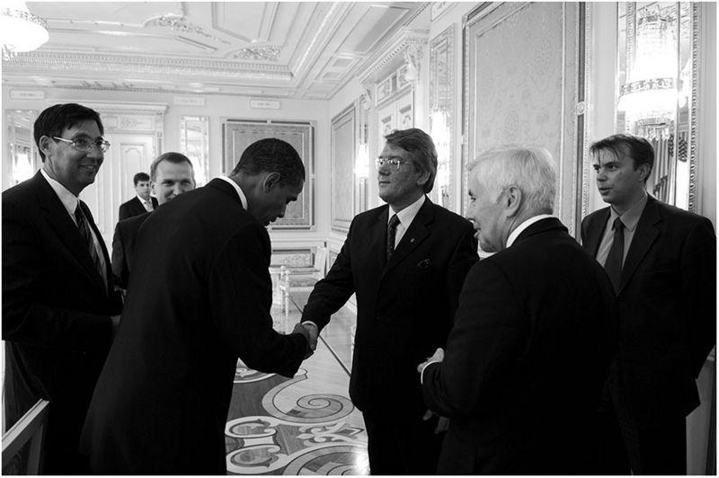 Ushenko-Obama