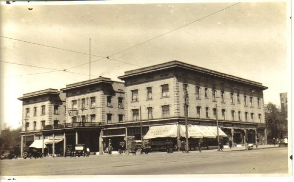 Peery Hotel 1930